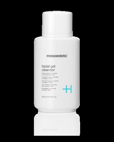 kosmedik facial gel cleanser