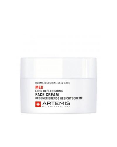 Artemis Med Lipid Replenishing Face Cream, regenerierende Gesichtscreme